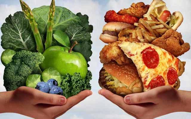 Выбрать правильные продукты