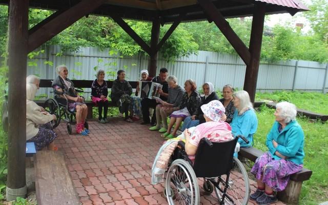 Временное проживание пожилых в специализированном пансионате. Поездка в отпуск превращается в реальность!