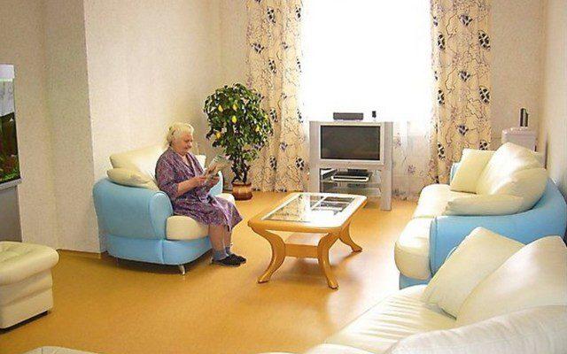 Организация досуга пожилого человека в домашних условиях
