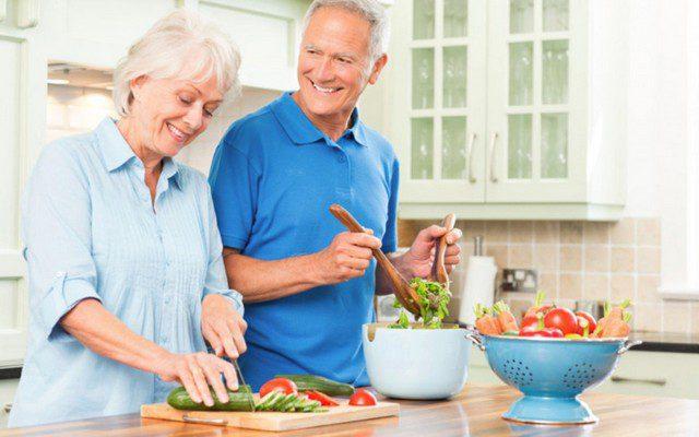 Питание в пожилом возрасте для профилактики рака