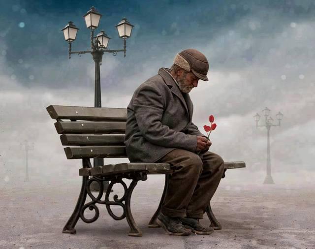 Почему пожилые люди перестают следить за собой