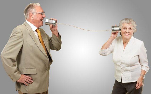 Почему в пожилом возрасте теряется слух и зрение