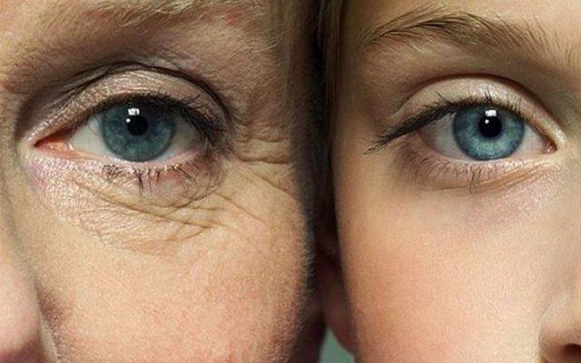 Что происходит с глазами, когда человек стареет