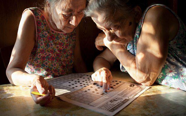 Упражнения для борьбы с потерей памяти