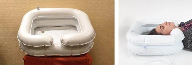 Как помыть голову лежачему больному дома