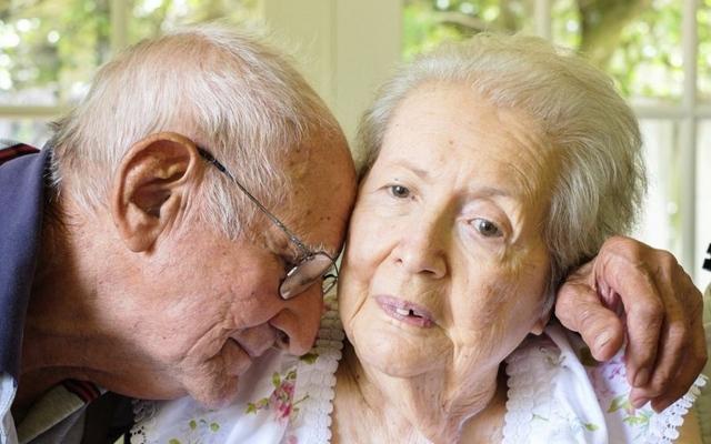 Симптомы болезни Альцгеймера на поздней стадии
