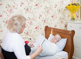 Пансионат для пожилых людей «Благо» г. Хабаровск