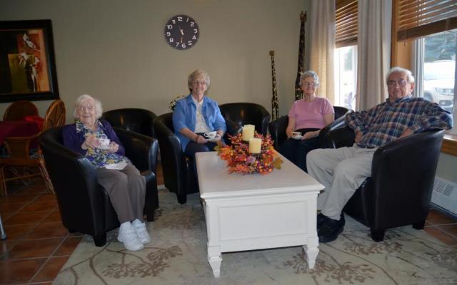 В чем плюсы проживания в частных пансионатах для пожилых людей