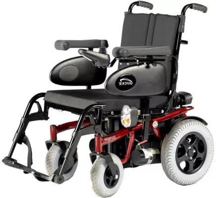 С электроприводом инвалидная коляска