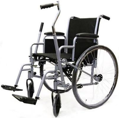 С механическим (рычажный) приводом инвалидная коляска