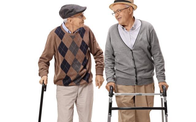 Как выбрать трость для пожилого человека