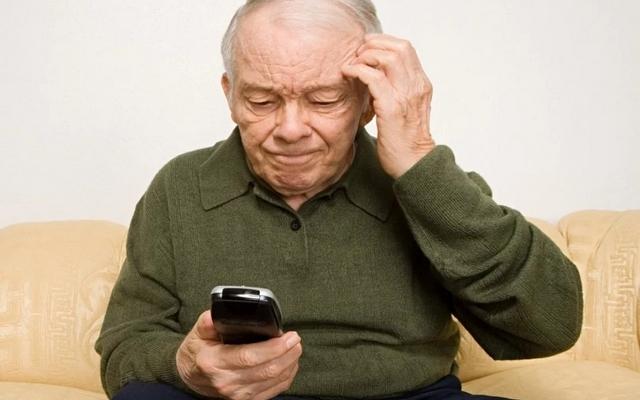 Почему пожилому человеку трудно говорить