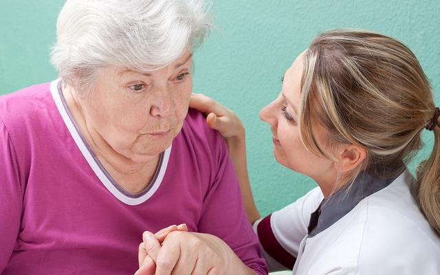 Нарушения речи при деменции