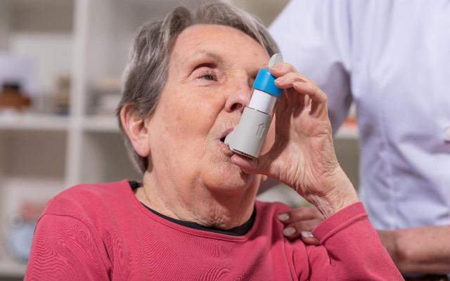 Астма у пожилых