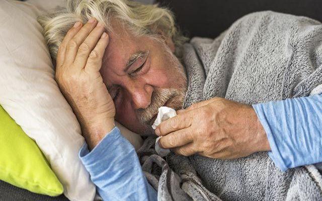 Симптомы коронавируса у пожилых людей