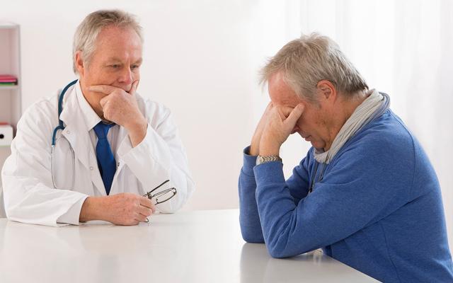 Лечение тревожности у пожилых людей