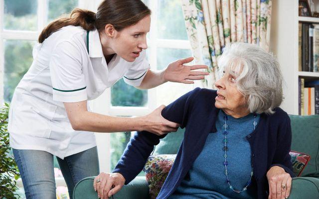 Как помочь пожилому человеку справиться со страхом
