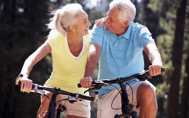 Как оставаться физически активным в пожилом возрасте