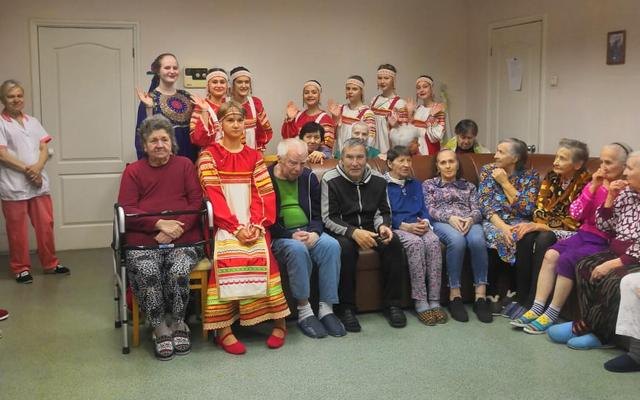 Пансионат для пожилых Благо в Хабаровске
