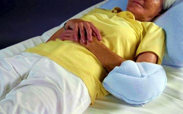 Профилактика и лечение пролежней у пожилых людей